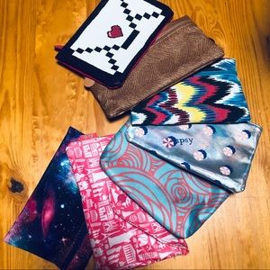 $7 FOR 7 Makeup Bags Ipsy